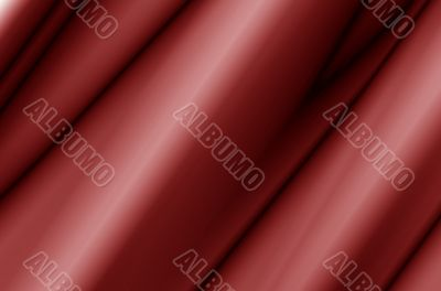 Red Fabric Abstract