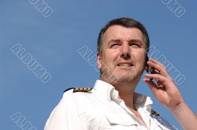 Pilot & Mobile Phone