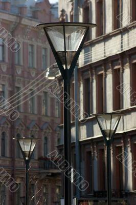 Geometry of lanterns