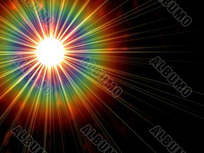 colourbow sunburst