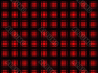 red and black matrix