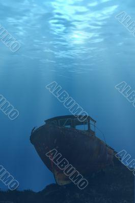 Underwater Boat