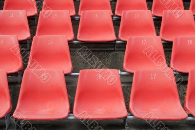 Missing Stadium Seat