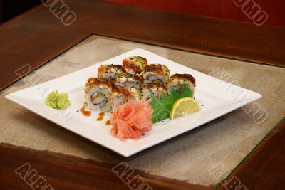The Japanese kitchen №2