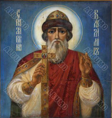 Icon by Saint Vladimir