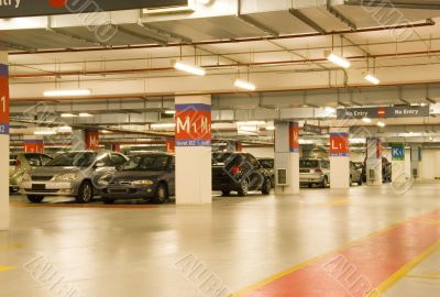 Basement Car Park