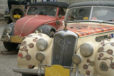Old cars №7