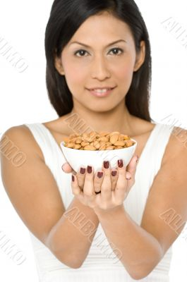 Bowl of Nuts