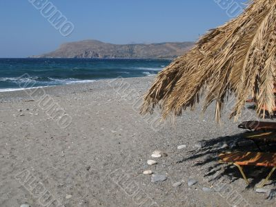 Greece beachscene