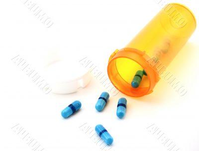 Blue Pill Spill