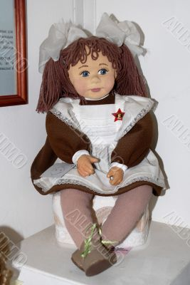 Doll, Museum of doll in Uglich