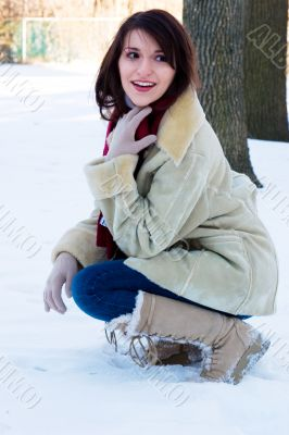 Isn`t winter wonderful