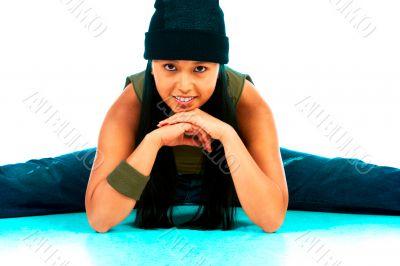 Break dancer #7