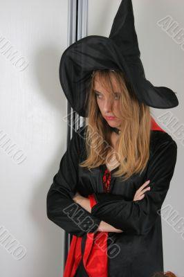 upset witch