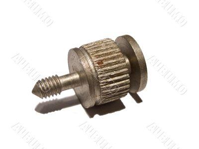 Technical metal bolt