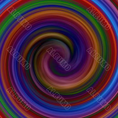 Colorful Swirl Design