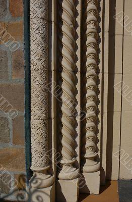 Three Varieties of Classic Columns