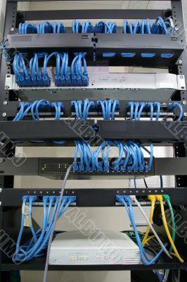 cabling rack