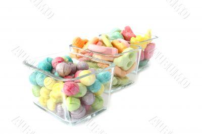 colorful treats