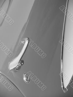 Corvette Classic Door Handle