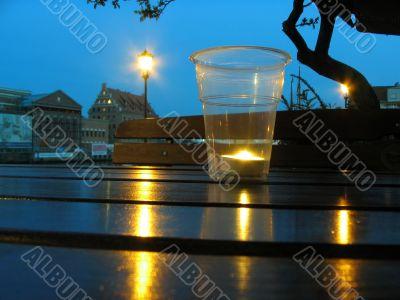 tealight perspective