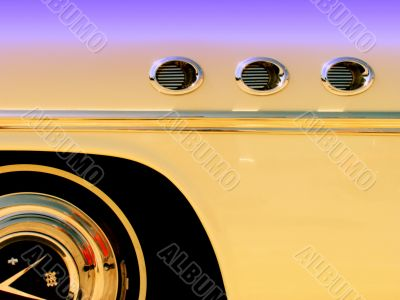 Classic Style Car