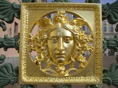 Gold Face 2