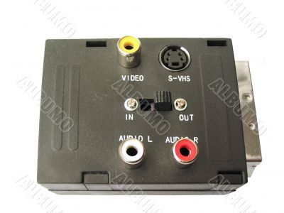 audio-video sockets