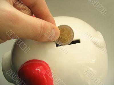 euro money saving