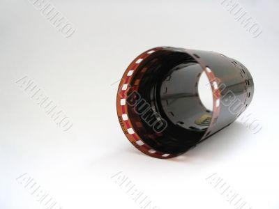 35`mm film roll