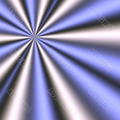 coloured rays
