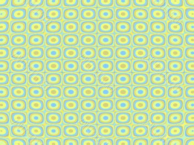 retro repetitive wallpaper pattern design