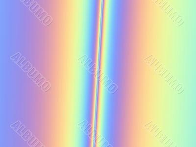 rainbow spectrum stripe