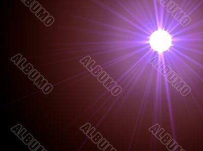 lilac sun