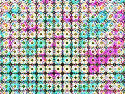 dotty hippy patterns