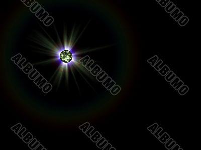 active sun