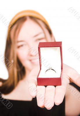 I am engaged