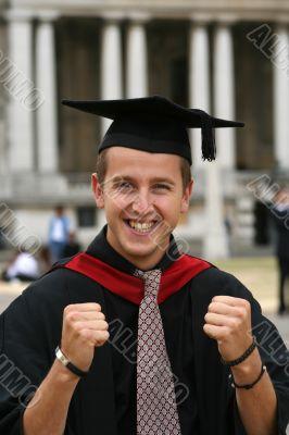 graduation student - I did it