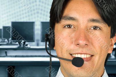 friendly customer services team