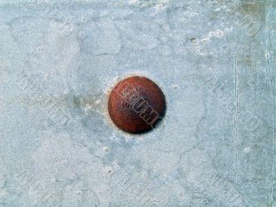 Rusty rivet