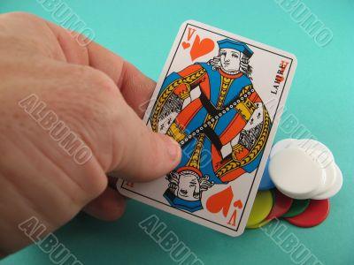 poker - the last jack