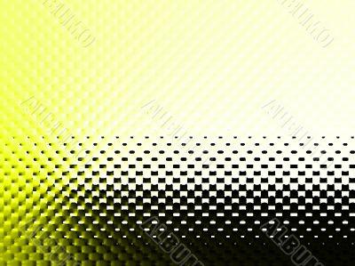 lemon half tone effect