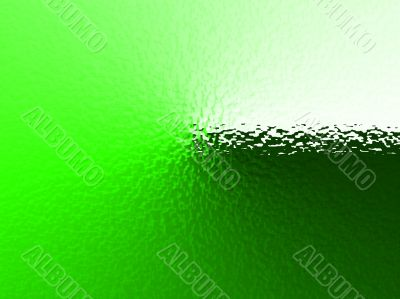 lime abstract tear