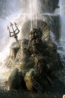 Fountain, Prospect Park, Brooklyn