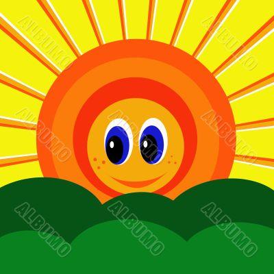 Smiling Sunshine