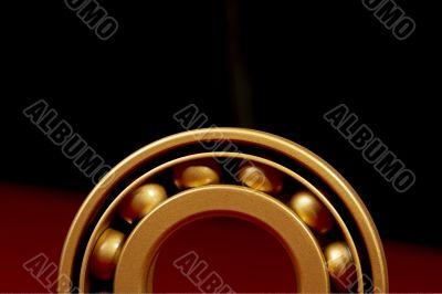 Gold bearings