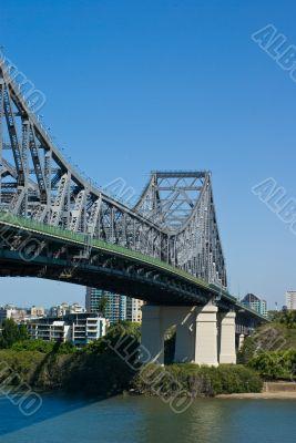 Storey Bridge (road bridge): Brisbane Australia