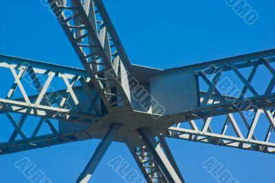 Storey Bridge Girders: Brisbane Australia