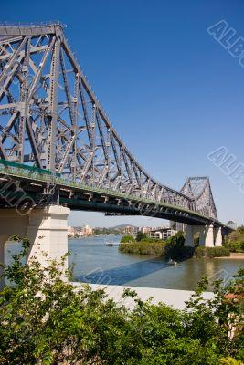 Storey Bridge: Brisbane Australia