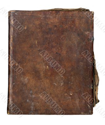 The old book.
